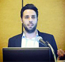 Odilo CEO Rodrigo Rodriguez at the ALA 2015 Annual Conference