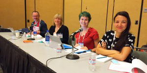 YALSA's panel of Sharks