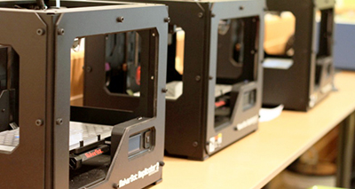 3D printers at Chicago Public Library