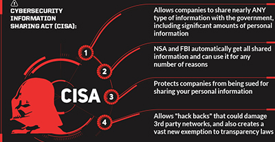 What CISA does