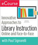 Innovative Approaches to Library Instruction eCourse