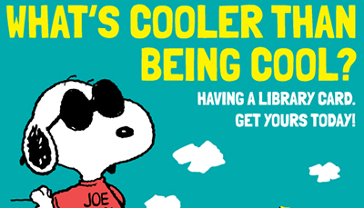What's cooler than being cool?