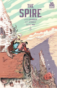 Cover of The Spire, by Simon Spurrier