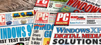 PC Magazine's coverage of Microsoft Windows dating back to 1986