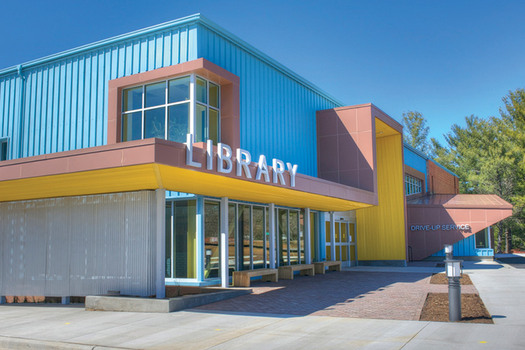 Northside Library, Jefferson-Madison Regional Library