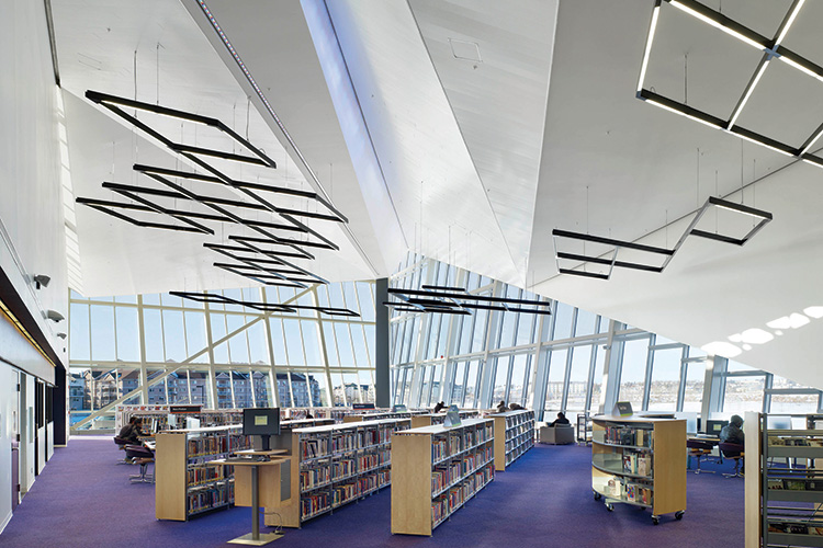 2015 Library Design Showcase American Libraries Magazine