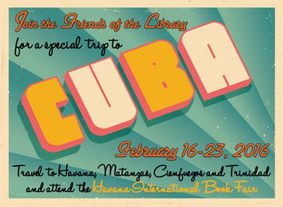 ALA-Havana Book Fair Tour