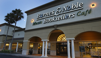 A Barnes and Noble bookstore is photographed in Orlando, Fla. (AP Photo/John Raoux, File)