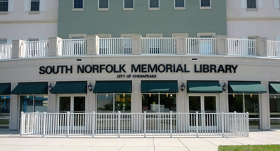 South Norfolk Memorial Library, Chesapeake, Virginia
