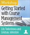 Course Management Systems workshop