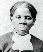 Harriet Tubman (1822-1913), abolitionist and humanitarian.