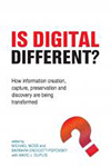 Cover of Is Digital Different?