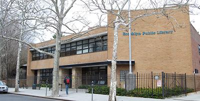 Midwood branch, Brooklyn Public Library