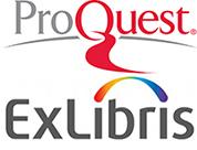 Proquest and Ex Libris logos