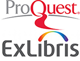 ProQuest and Ex Libris logos