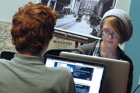 Linking Students to Libraries