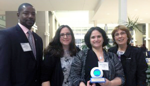 Delaware librarians receive Innovation Award