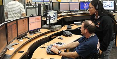 Fairfax County, Va., 911 call center