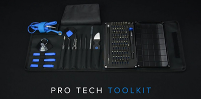 New Pro Tech toolkit