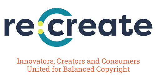 Re:Create Coalition logo