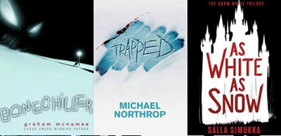 Thrillers and mysteries for cold winter nights