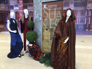 Costumes from Shakespeare at Notre Dame.