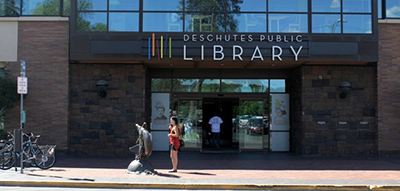 Deschutes Public Library, Bend, Oregon