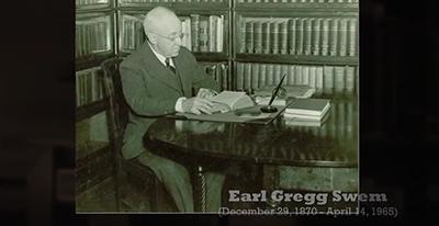 Earl Gregg Swem