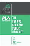 Cover of Bed Bug Guide for Public Libraries