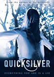 Cover of Quicksilver, by R. J. Anderson