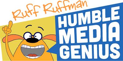 Ruff Ruffman, a Great Website for Kids