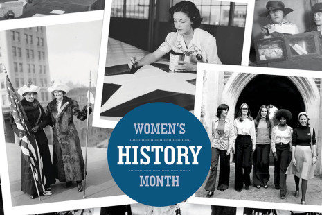 (At Least) 21 Programming Ideas for Women's History Month