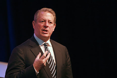 Nobel Prize Winner Al Gore on the Environment and the Eternal Role of Libraries