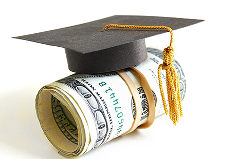 Giving out Money: Helping Students Find Local Scholarships