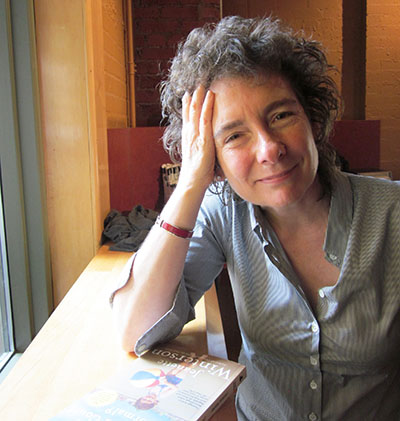 Author Jeanette Winterson