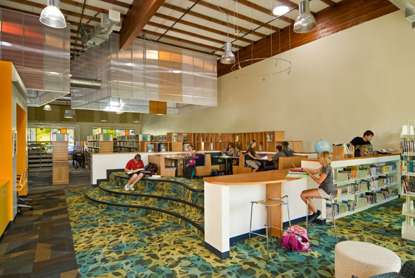 Santa Cruz (Calif.) Public Libraries, Scotts Valley Library