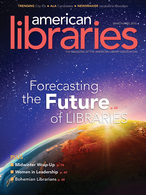 American Libraries March/April 2015