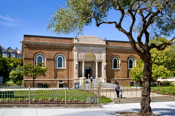 San Francisco Public Library, Presidio Branch
