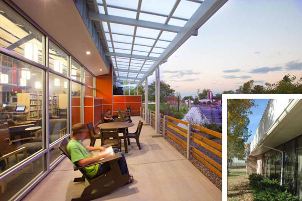 Library Design Showcase 2012: The Outdoor Library ...