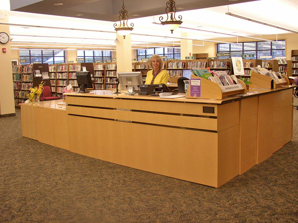 North Wales (Pa.) Area Library
