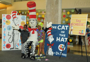Libraries across the country celebrated Read Across America Day on Sunday, March 2, Dr. Seuss's birthday.