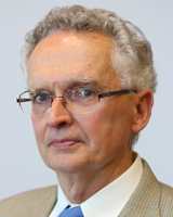 Ralph Peters, winner of the W. Y. Boyd Literary Award for Excellence in Military Fiction