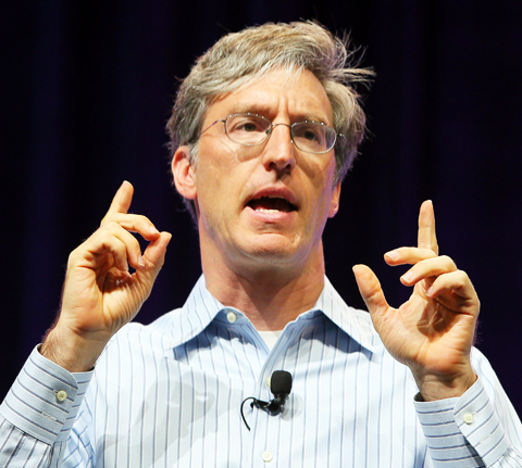 Author and economist Steven D. Levitt
