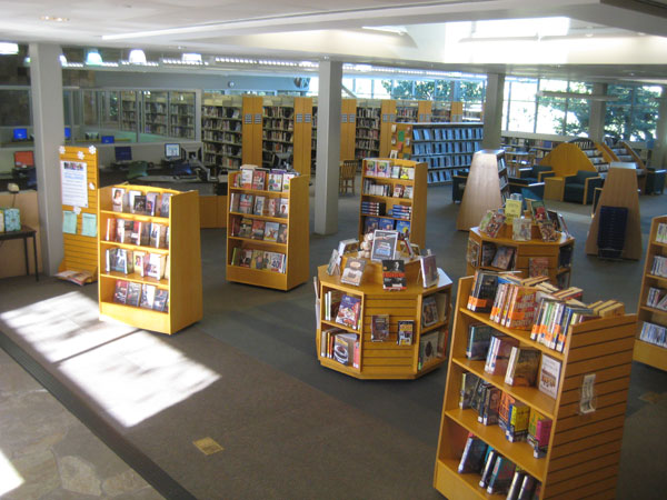 San Diego County Library, San Marcos Branch