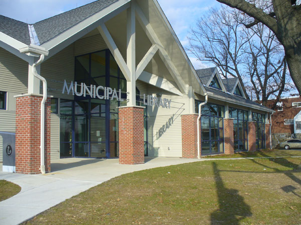 Upper Darby (Pa.) Township and Sellers Memorial Free Public Library, Municipal Branch