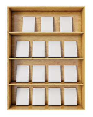 Blank Book Covers On Shelf Png American Libraries Magazine