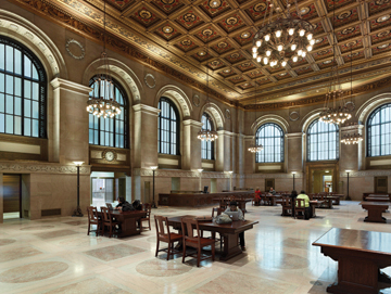 St. Louis Public Library—Central Library