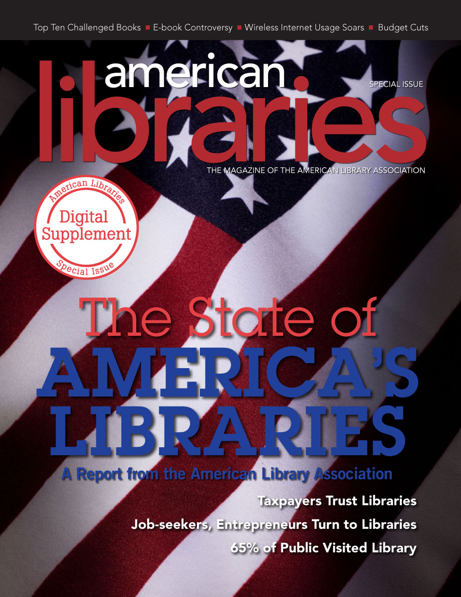 The State of America's Libraries, 2011