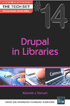 Cover of Drupal in Libraries by Kenneth J. Varnum