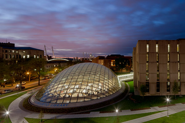 University of Chicago, Joe and Rika Mansueto Library